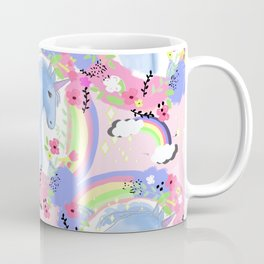 Unicorn Love Coffee Mug