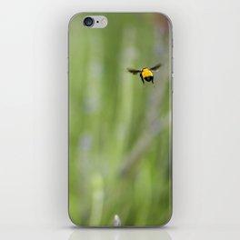 Imposible flight iPhone Skin