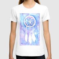 dream catcher T-shirts featuring Dream Catcher by Robin Ewers