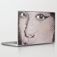 karma Laptop & iPad Skins featuring Karma  by Delton Demarest
