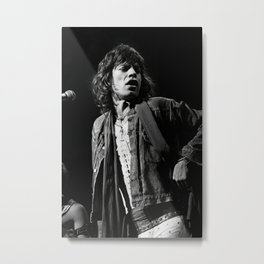 Mick Jagge-r Print Poster Rolling Stones Art Print Music Poster Gift for Rolling Stones Fan Keith Richard-s Cool Wall Art Metal Print