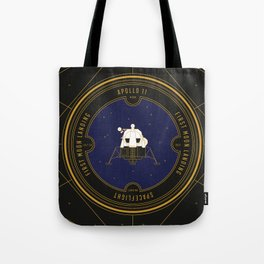 Apollo 11 Tote Bag