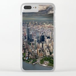 My City Clear iPhone Case