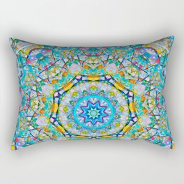 Deco Star Rectangular Pillow