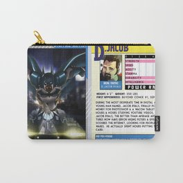 BCX TRADING CARD NO 1 BOTH FACES Carry-All Pouch