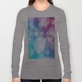 Charisma Bokeh Long Sleeve T-shirt