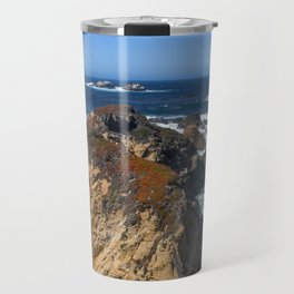 Sea Mount (Garrapata State Park) Travel Mug