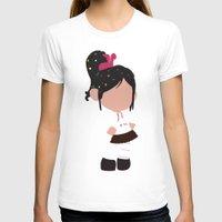 wreck it ralph T-shirts featuring Vanellope von Schweetz - Wreck it Ralph by Adrian Mentus