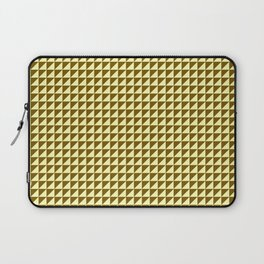 Ocre Triangulate Laptop Sleeve