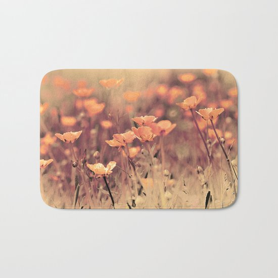 Summer Meadow(2). Bath Mat