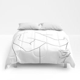 étreindre Comforters