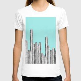 Watercolor of cacti XVII T-shirt