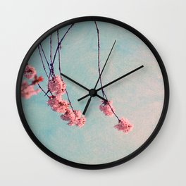 beautiful summer  Wall Clock