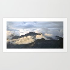 After The Storm Comes The Sun Art Print