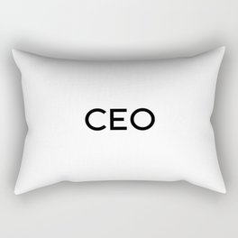 CEO Rectangular Pillow