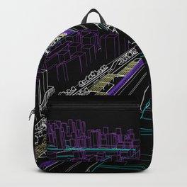 Tríptico Urbano Dos Backpack