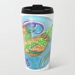 Capicorn Metal Travel Mug