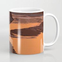Twin Falls Gorge Territorial Park Coffee Mug