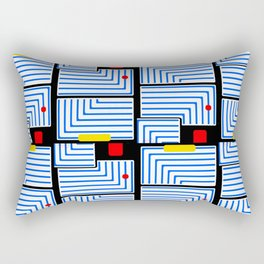 PinBol! Rectangular Pillow