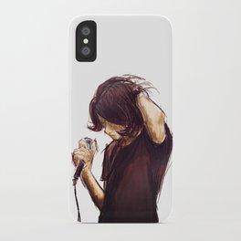 alex turner [7] [humbug] iPhone Case
