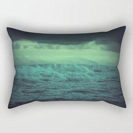 Ocean Haze Rectangular Pillow