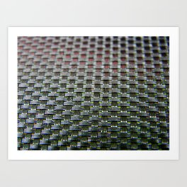Trampoline Art Print