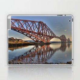 The Forth Rail Bridge Laptop & iPad Skin