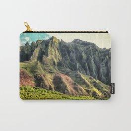 Na' Pali Coast, Kauai, Hawaii Carry-All Pouch
