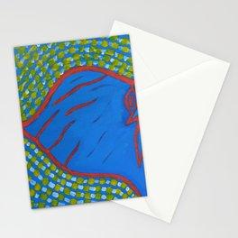 Elephant Eye -2 Stationery Cards