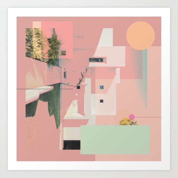 Saturation Art Print