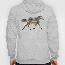 Wild Horse Surrealism Hoody
