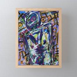 """""""PARTY FAVOR"""" Framed Mini Art Print"""