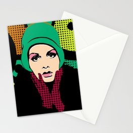 """Twiggy Pop Color"" Stationery Cards"
