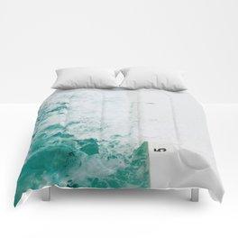 Bondi Icebergs 02 Comforters