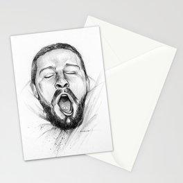 Yawn of Shia Stationery Cards