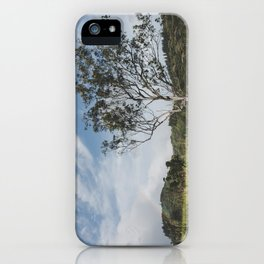 Rainbow and Tree of Life - Hawaii iPhone Case