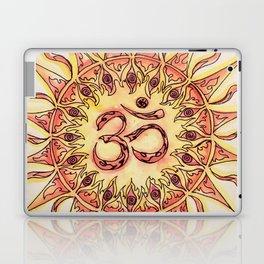 Om Sun Laptop & iPad Skin