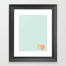 Mitte. Framed Art Print