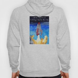 Off to That Last Hot Dog Stand in the Sky Hoody