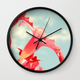 Bright Summer Wall Clock