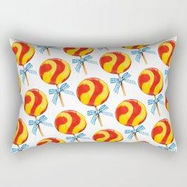 Candy Pattern Rectangular Pillow