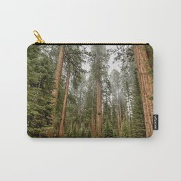 Sequoias in the Fog Carry-All Pouch