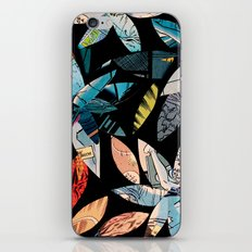 pedals - 3 iPhone & iPod Skin