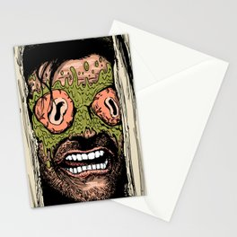 Shining Eye Holes Stationery Cards