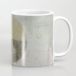 Glamorous Golden Circle Sparkling Elegance Coffee Mug
