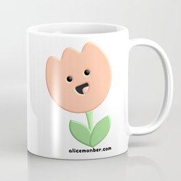 Cute Tulip Flower Coffee Mug