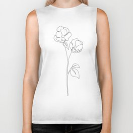 Blossom Out Biker Tank