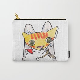 """""""Oro"""" Valentines Cupid Carry-All Pouch"""