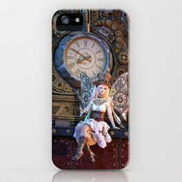 Keeper of Time iPhone Case