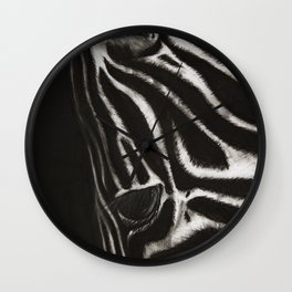 ZEBRA No. 2 Wall Clock